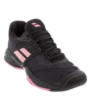 Babolat Propulse Fury All Court for Women (Black & Pink)