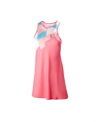 Sergio Tacchini Women's Tennis Outfits – Tangram Dress