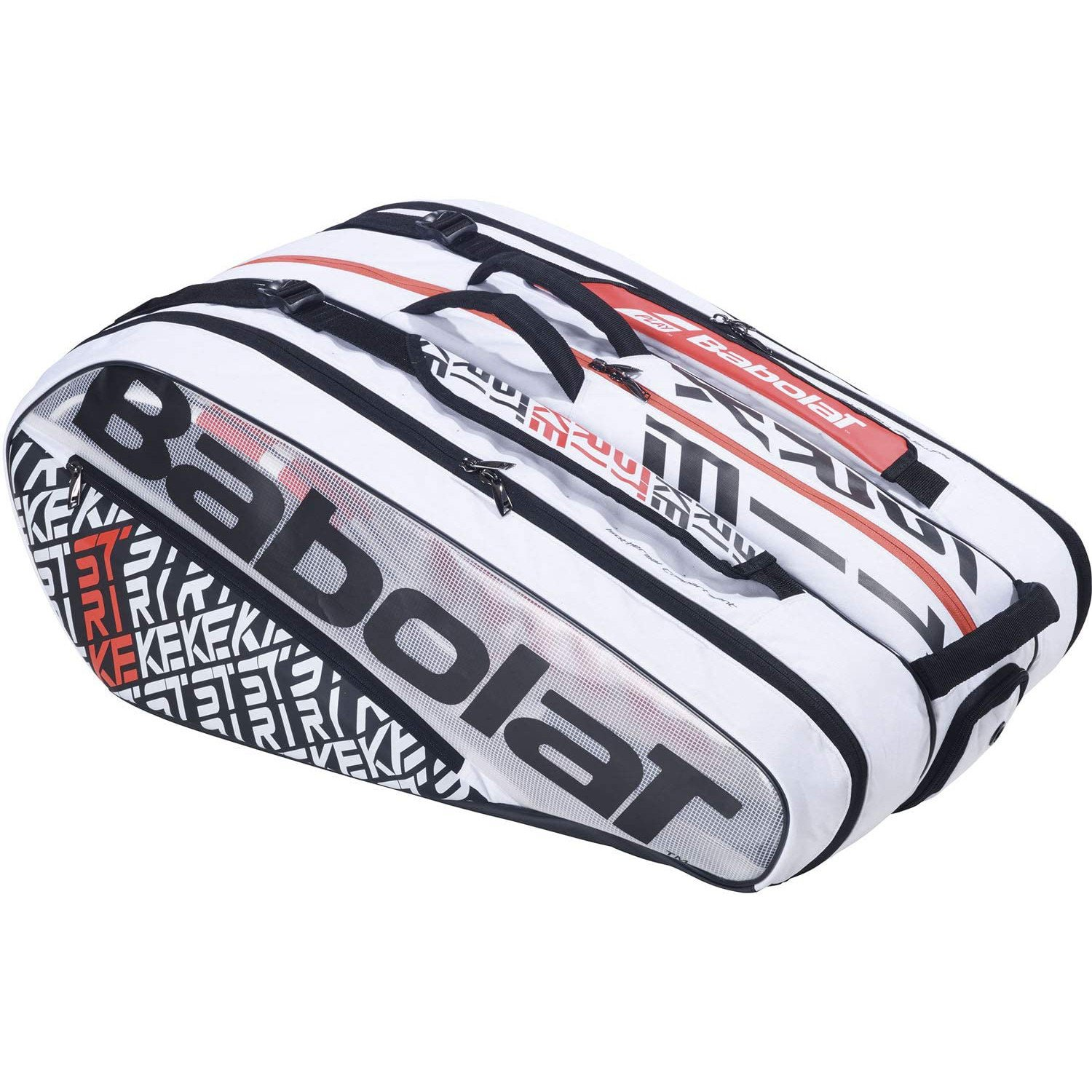 Babolat Tennis Bag – Pure Strike 12-Pack (2020)