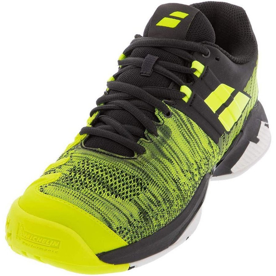 Babolat Tennis Shoes – Propulse Blast All Court for Men (yellow)