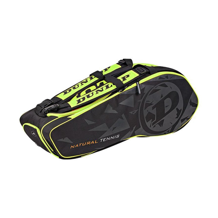 Dunlop Tennis Bag – NT 8-RACKET THERMO (YELLOW)