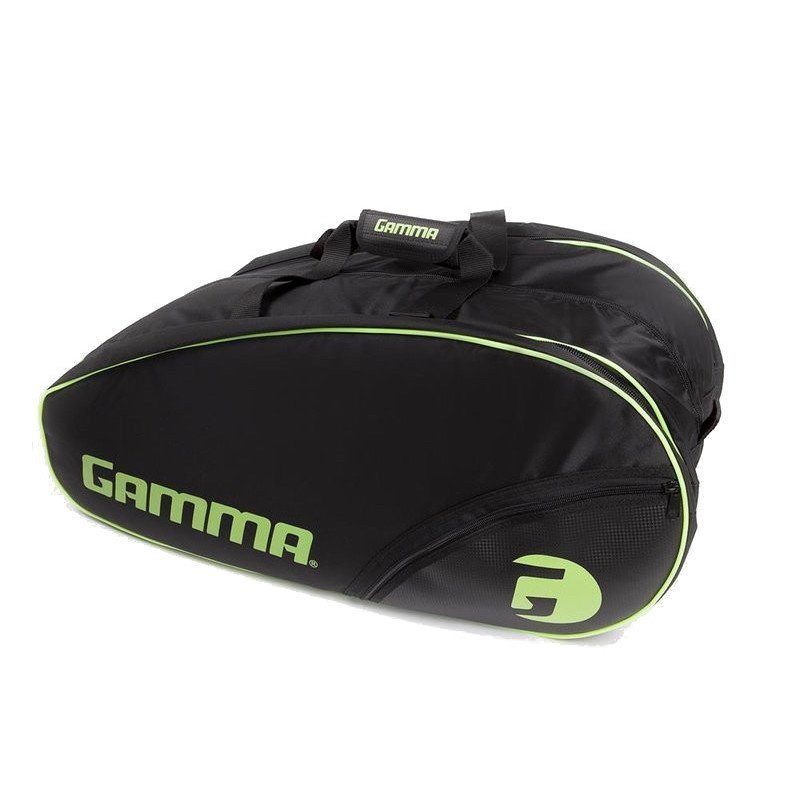 Gamma Tennis Bag – Carbon 15-Tour