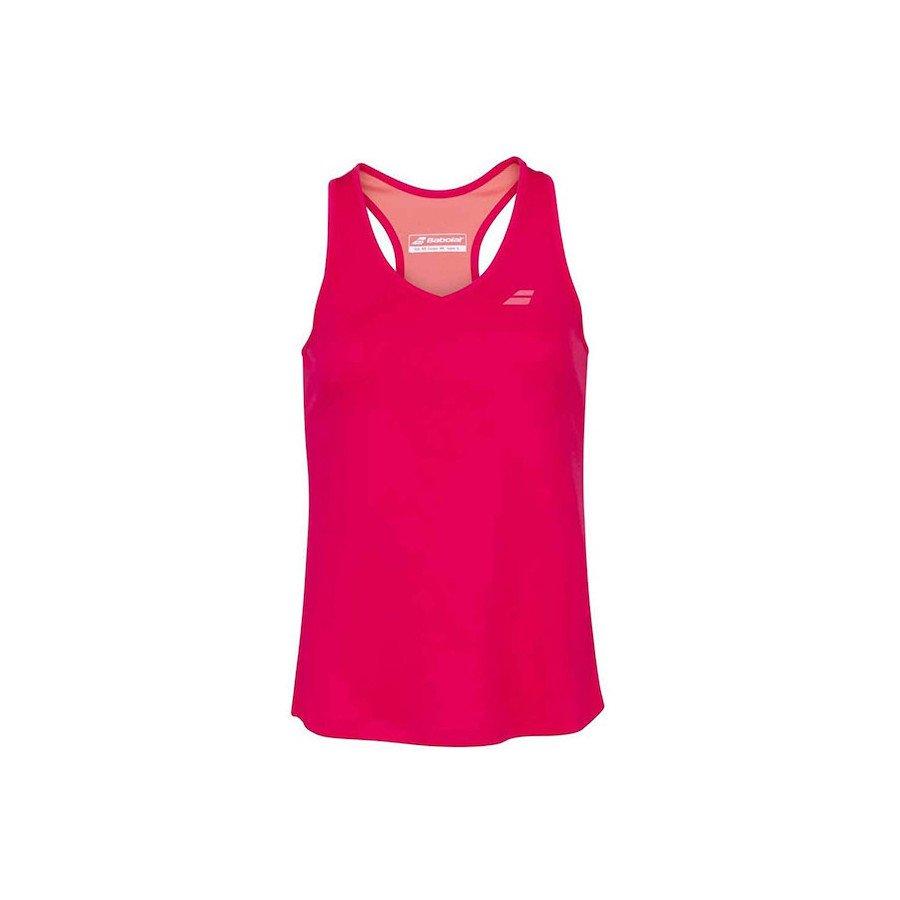 Tennis Apparel (Women) – Babolat Play Tank Top (red)