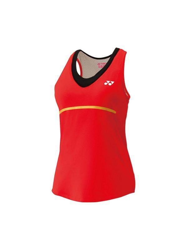 Tennis Apparel (Women) – Yonex (red)