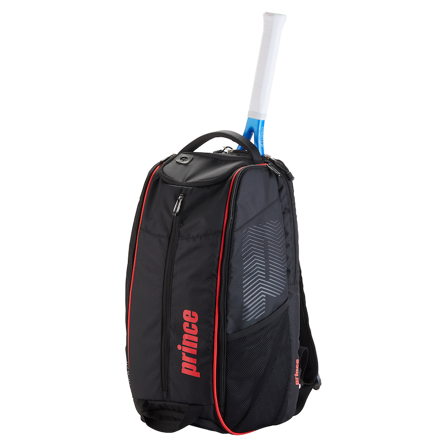 Tennis Backpack – Prince Tour Dufflepack (Black and Red)