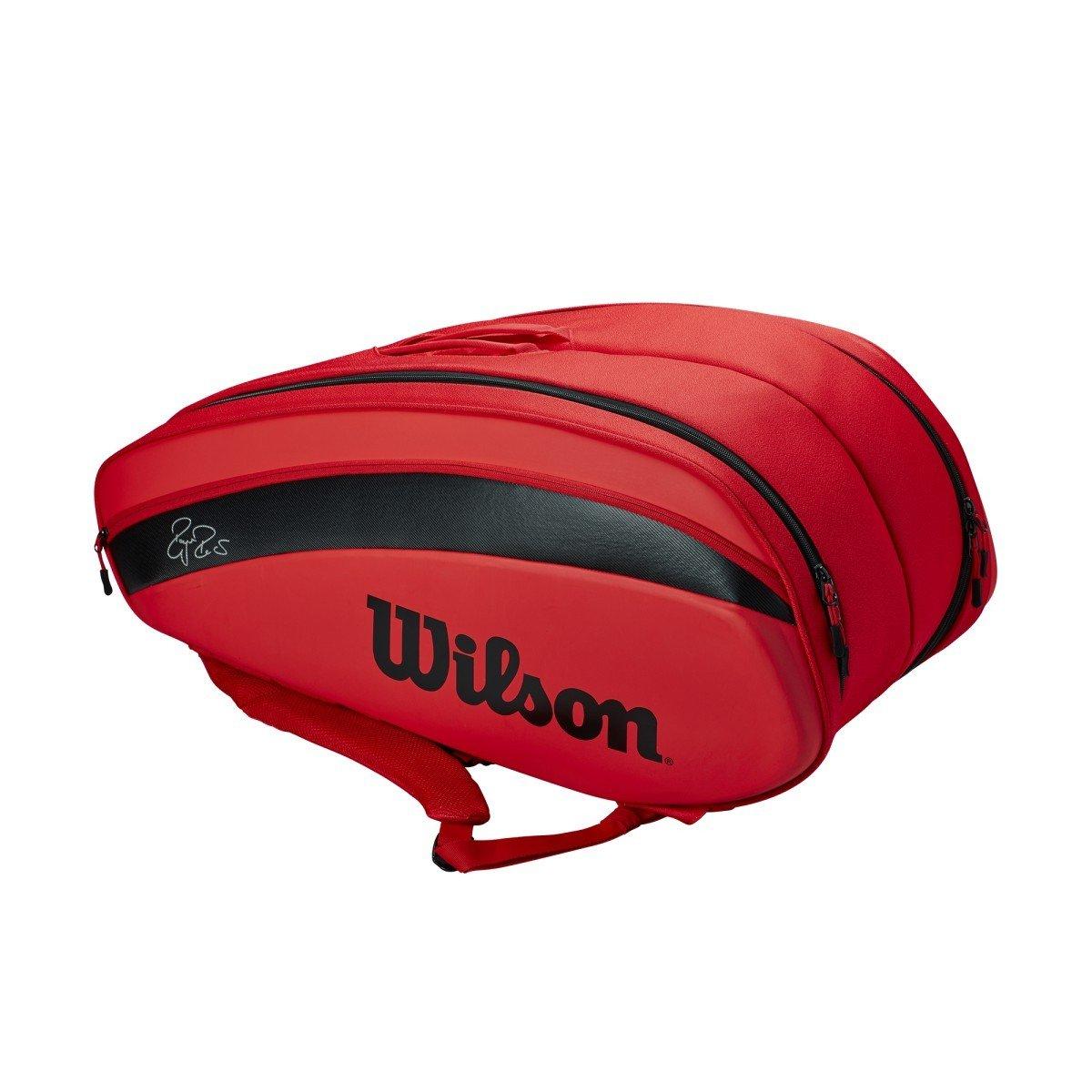 Wilson Tennis Bag – Roger Federer DNA 12-Pack