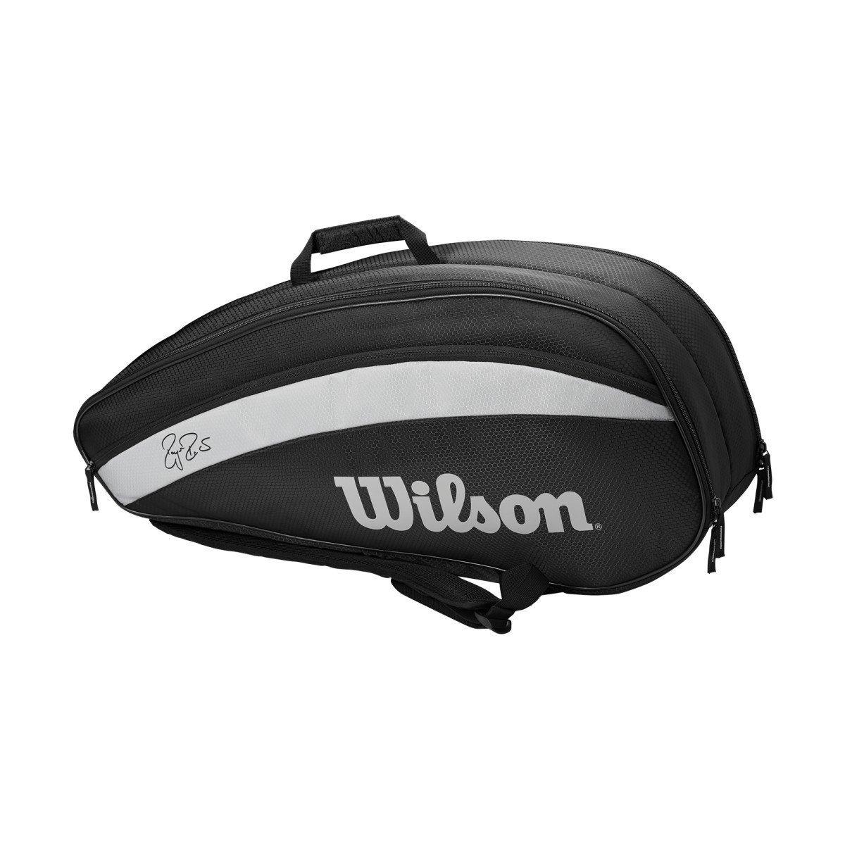 Wilson Tennis Bag – Roger Federer Team 6-Pack