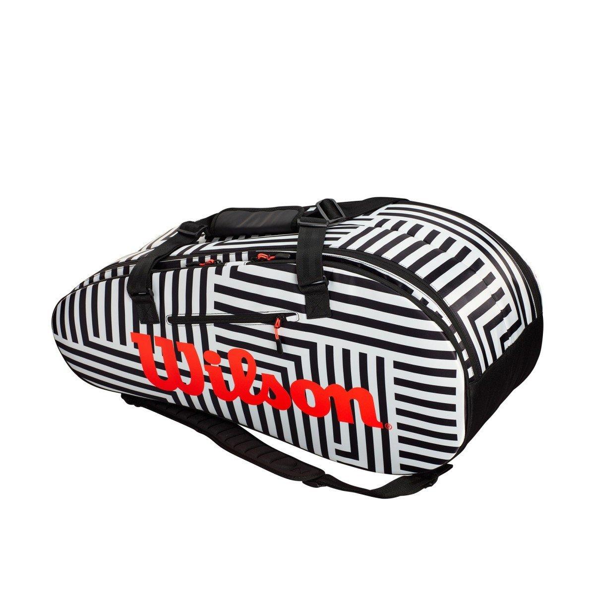Wilson Tennis Bag – Super Tour 2 Compartments - Bold Edition