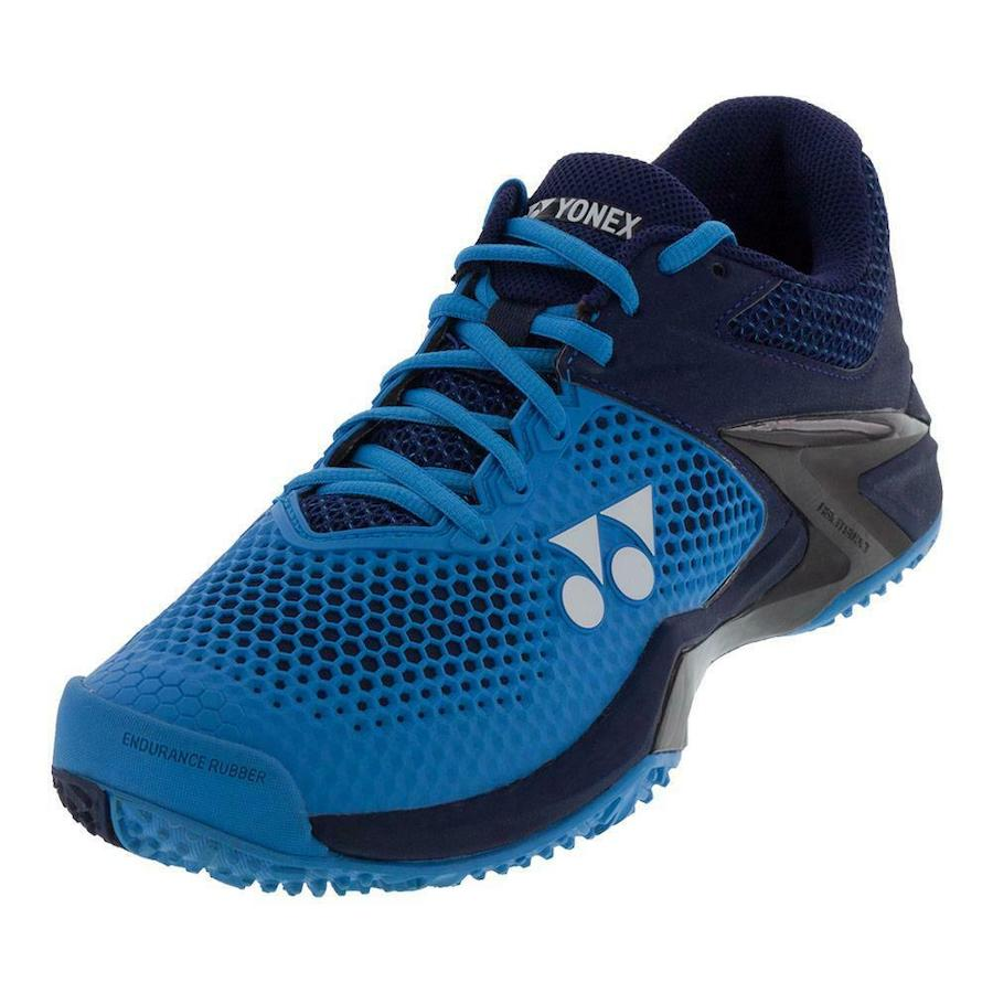 Yonex Tennis Shoes – Men's Power Cushion Eclipsion 2 Paris Clay (Blue & Navy)