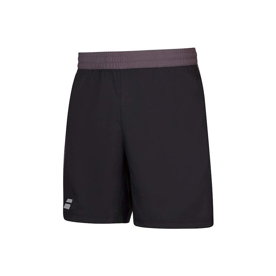 Babolat Tennis Apparel – Men's Play Tennis Short (Black)