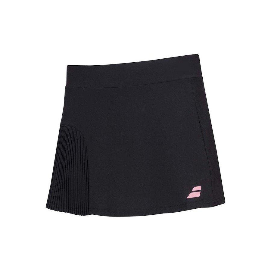 Babolat Tennis Clothing – Women's Compete Tennis Skirt (Black)