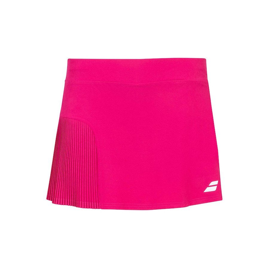 Babolat Tennis Clothing – Women's Compete Tennis Skirt (Pink)
