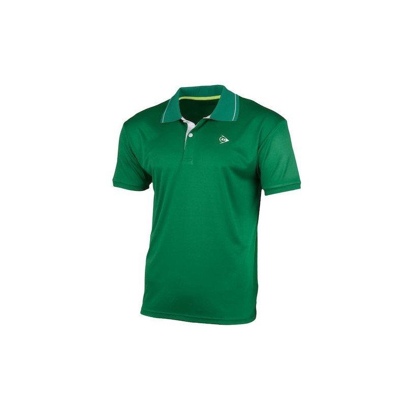 Dunlop Tennis Apparel – MEN'S POLO CLUB LINE (green)