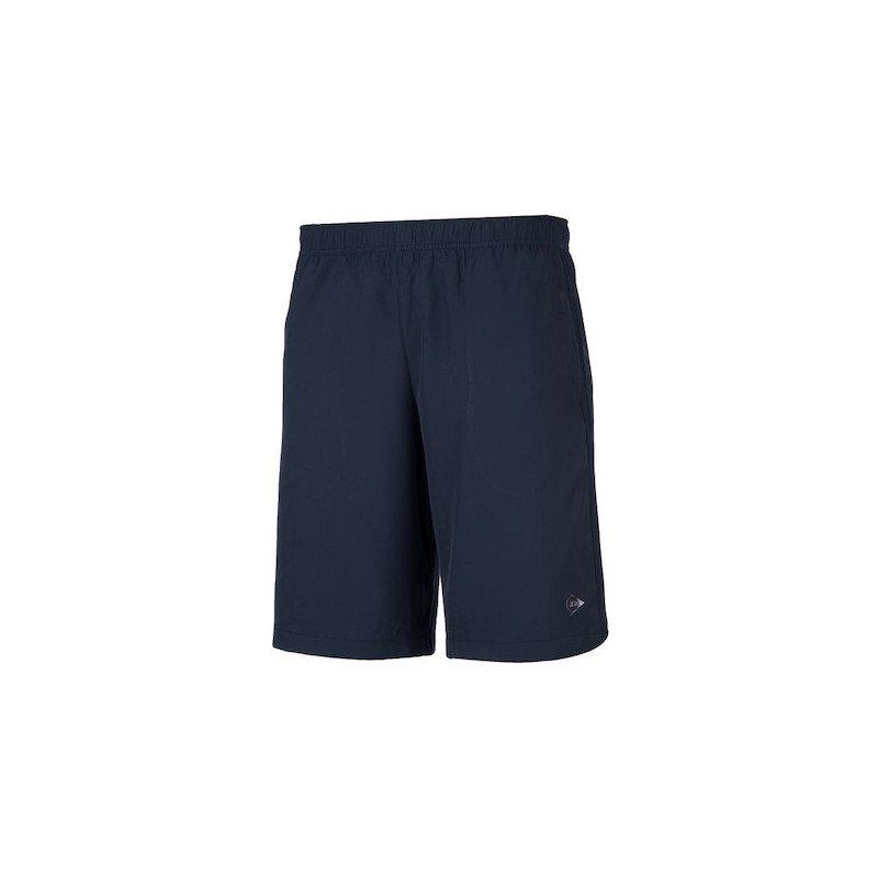 Dunlop Tennis Apparel – MEN'S WOVEN SHORT – CLUB LINE (navy)