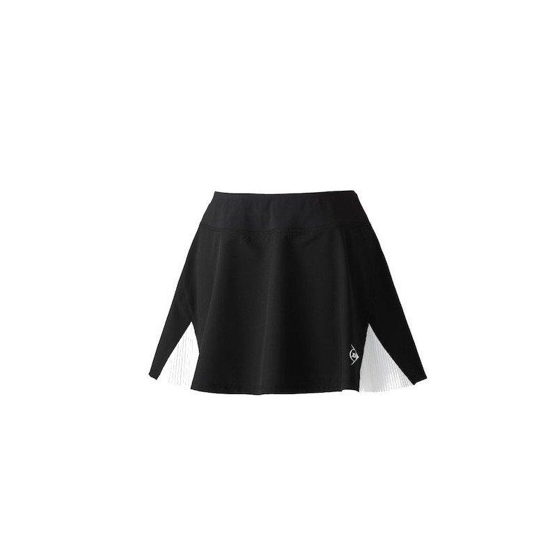 Dunlop Tennis Clothing – WOMEN'S GAME SKORT (Black)