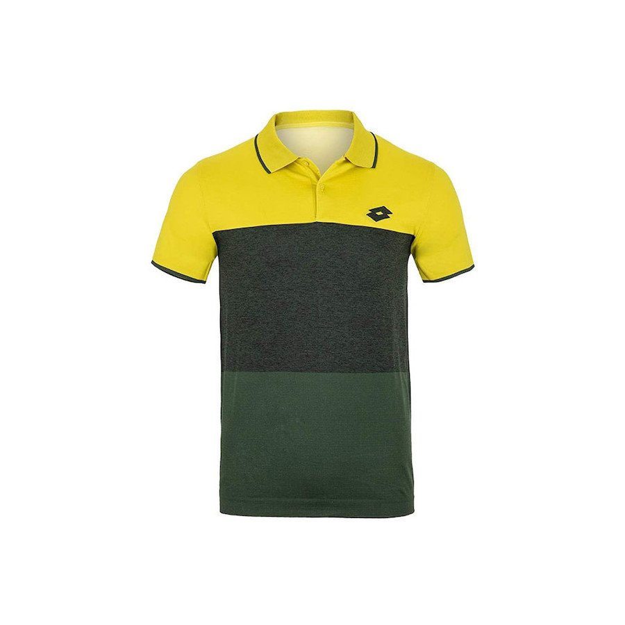 Lotto Tennis Outfits – Men's Tennis Top Ten Tech Polo