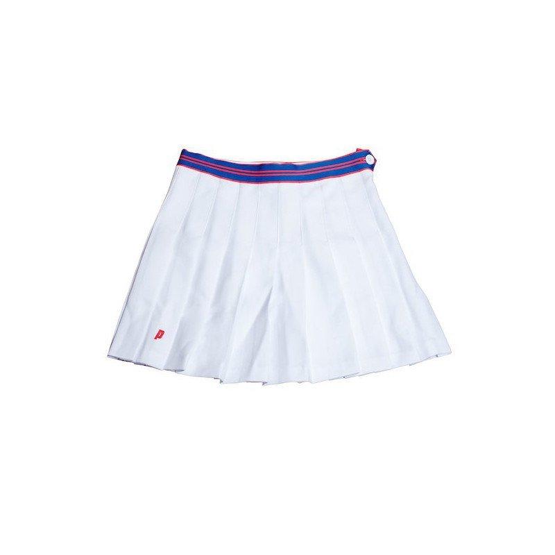 Prince Tennis Clothing – Women's White Attune Skirt