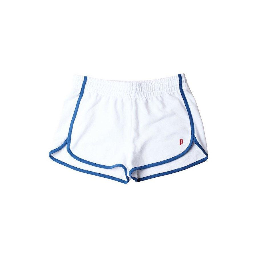 Prince Tennis Clothing – Women's White Frame Dolphin Short
