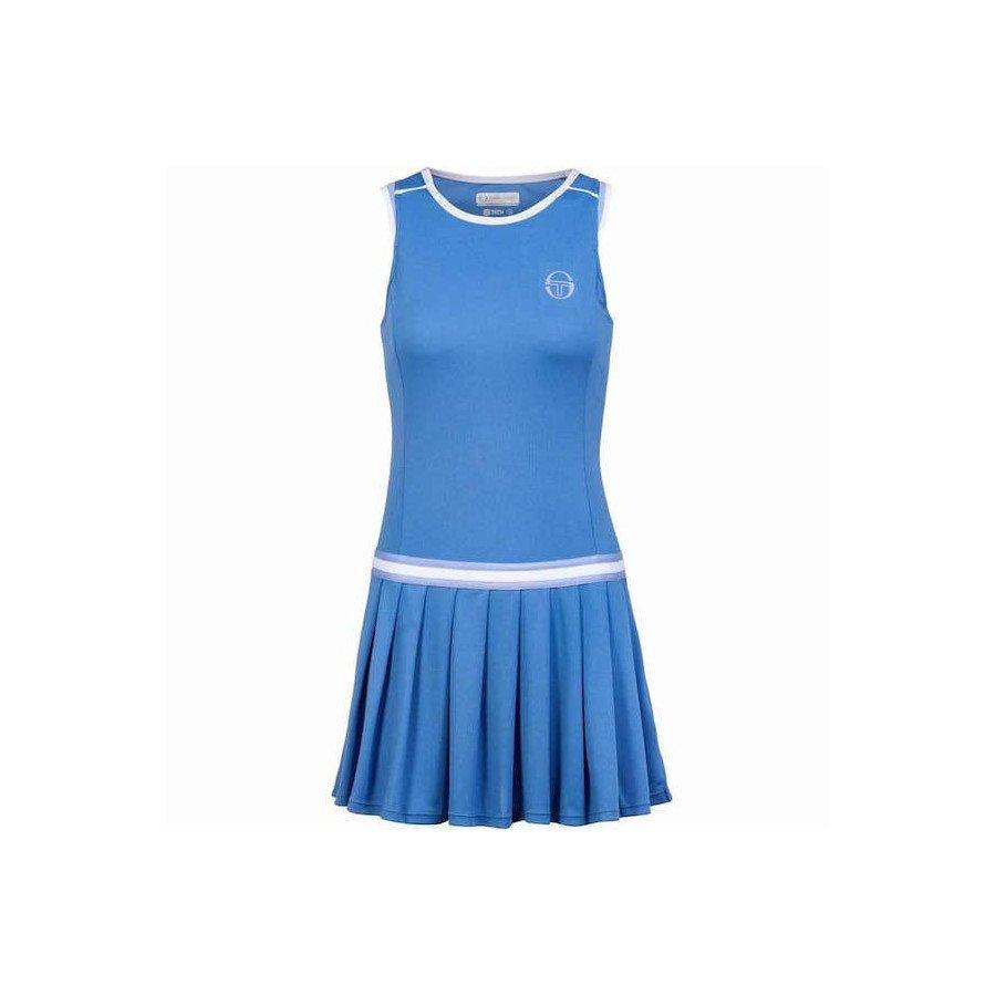 Sergio Tacchini Tennis Outfits – Pliage Women Tennis Dress