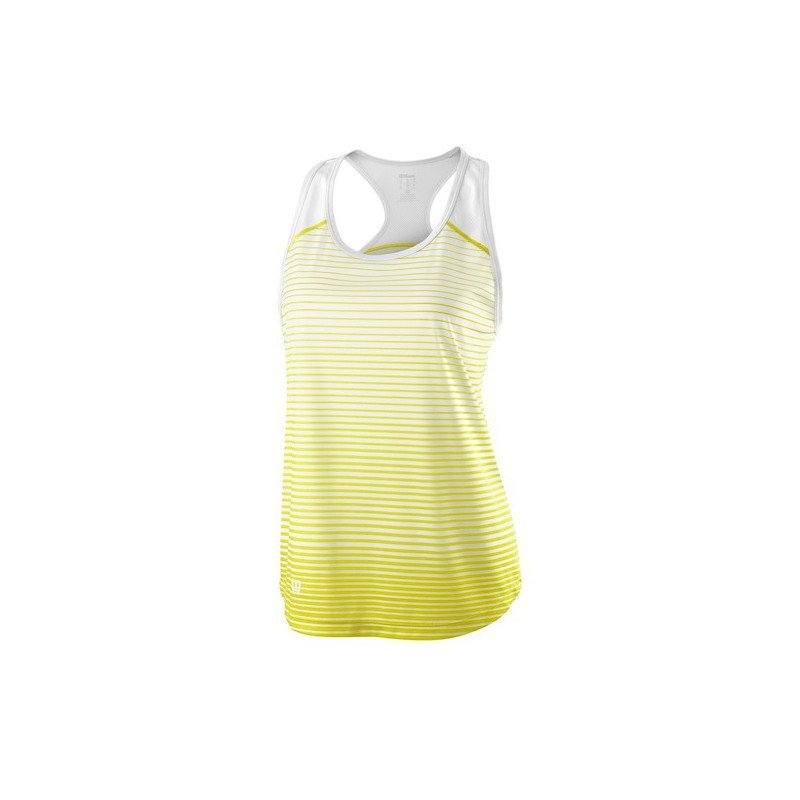 Wilson Tennis Clothing – Women's Team Striped Tank