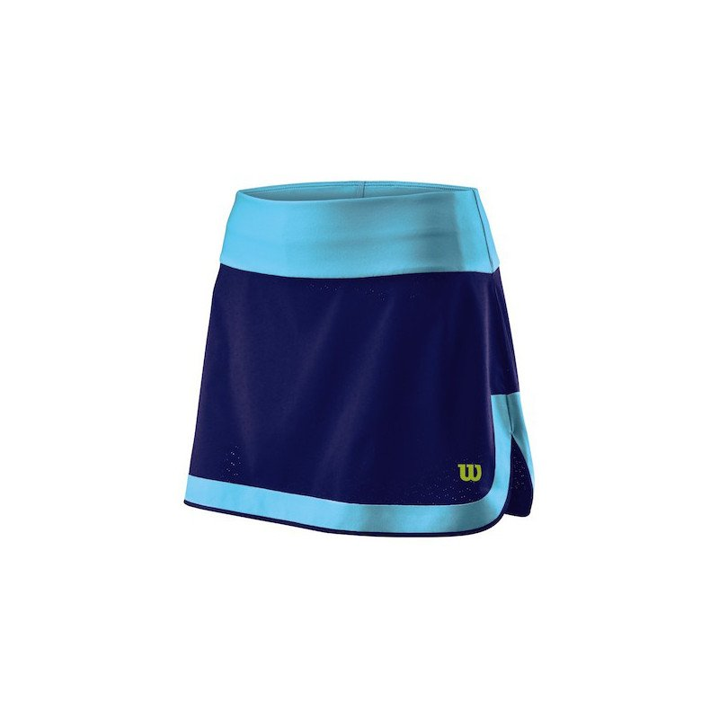 Wilson Tennis Clothing – Women's UWII Perf 12.5 Tennis Skirt