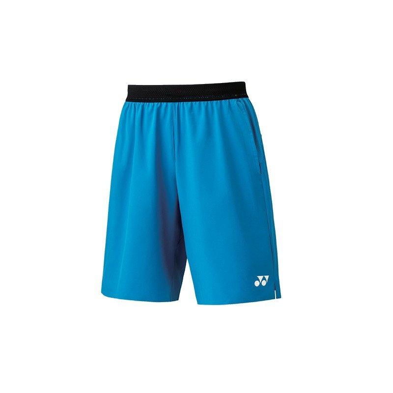 Yonex Tennis Apparel – Men's Tournament Tennis Short (sea blue)