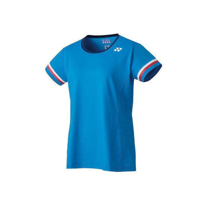 Yonex Tennis Clothing – Women's Crew Neck Shirt (sea blue)