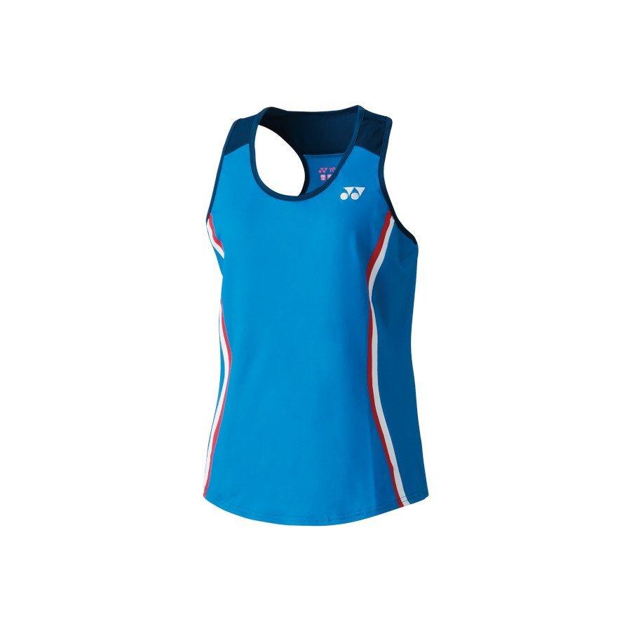 Yonex Tennis Clothing – Women's Tank with Sports Bra (sea blue)
