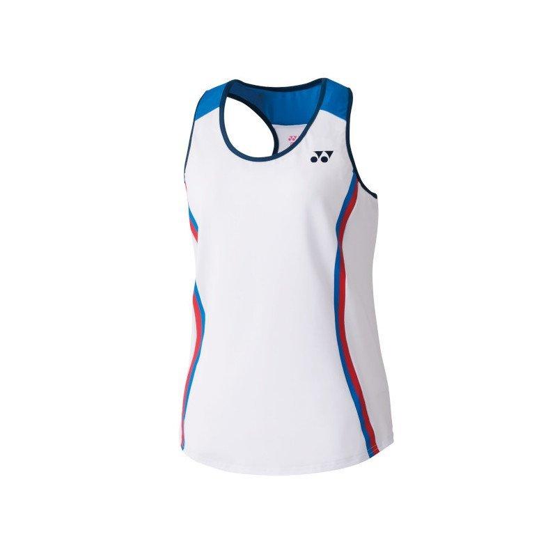 Yonex Tennis Clothing – Women's Tank with Sports Bra [white]