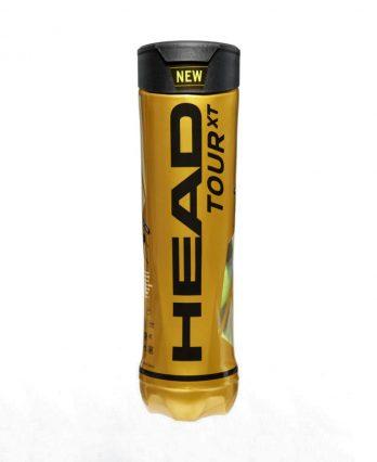 Head Tennis Accessories – 4B Head Tour XT Tennis Balls (Single Can)