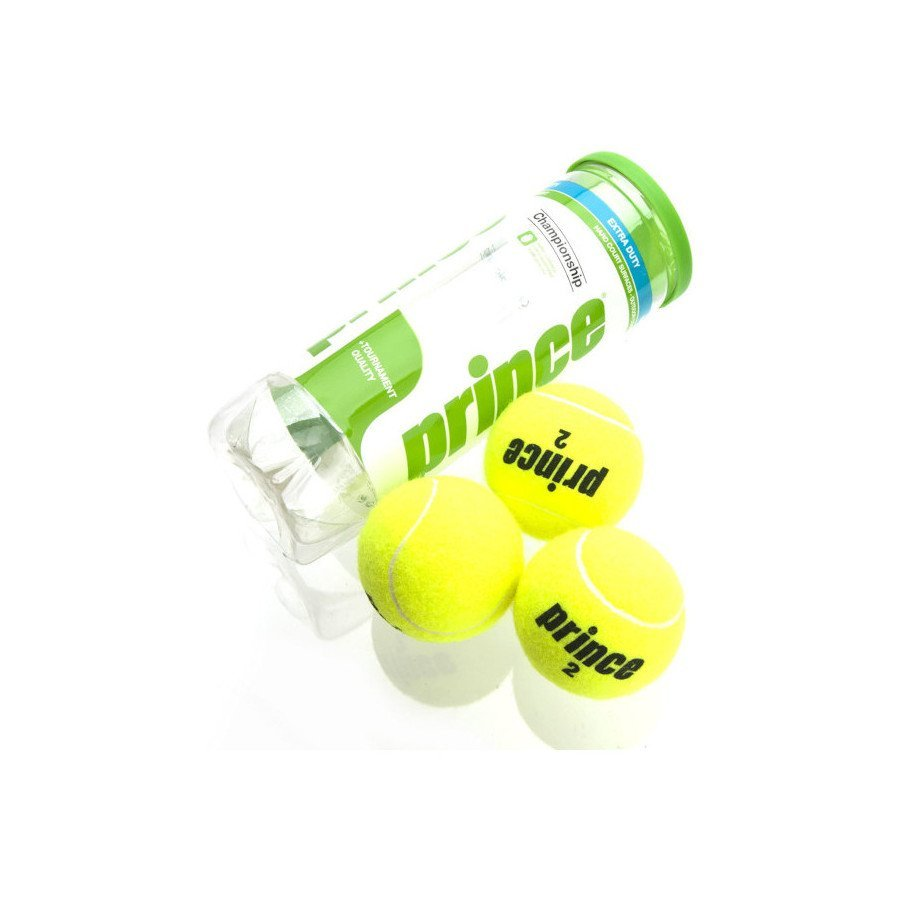 Prince Tennis Accessories – Championship Tennis Balls Pack of 3