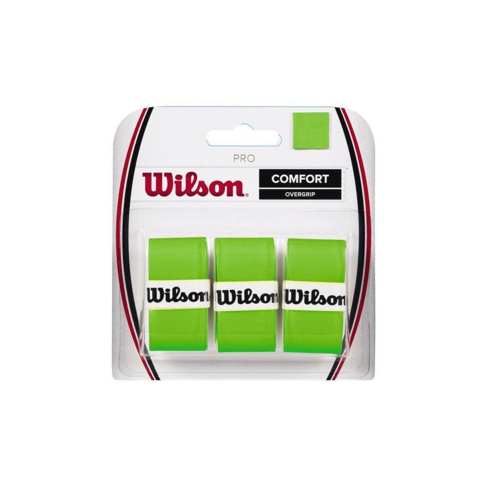 Wilson Tennis Accessories – Pro Overgrip (3 Packs)