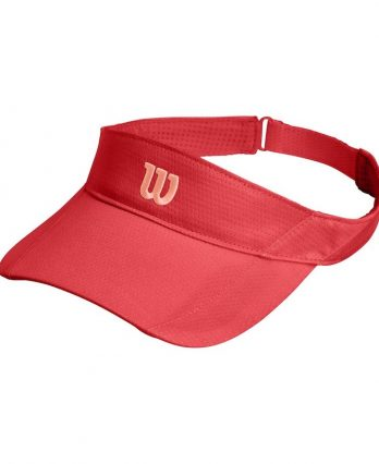Wilson Tennis Accessories – Rush Knit Visor Ultralight