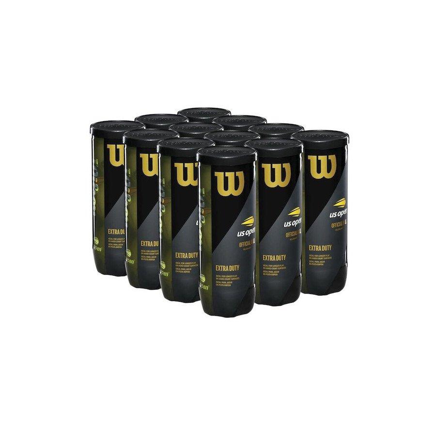 Wilson Tennis Accessories – US Open Extra Duty Tennis Balls