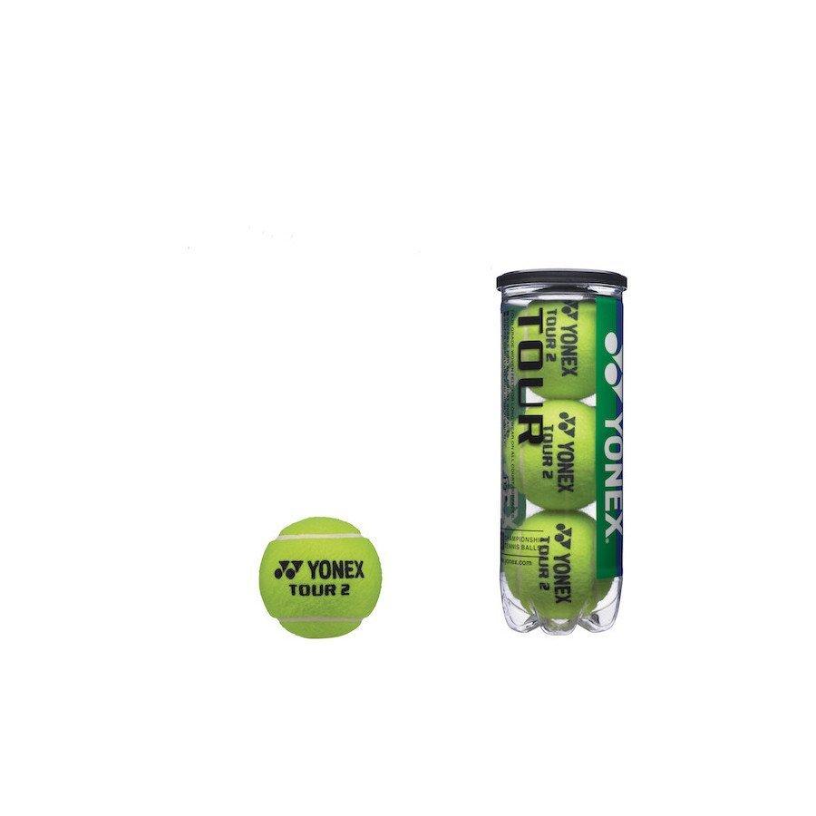 Yonex Tennis Accessories – Tour Tennis Balls (3)