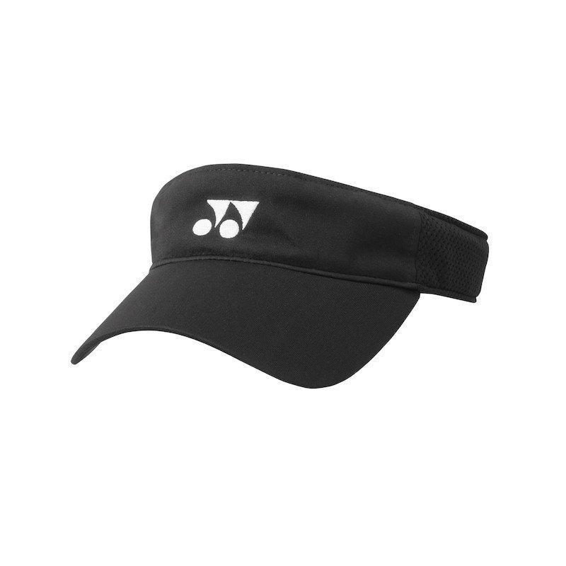 Yonex Tennis Accessories – Visor (black)