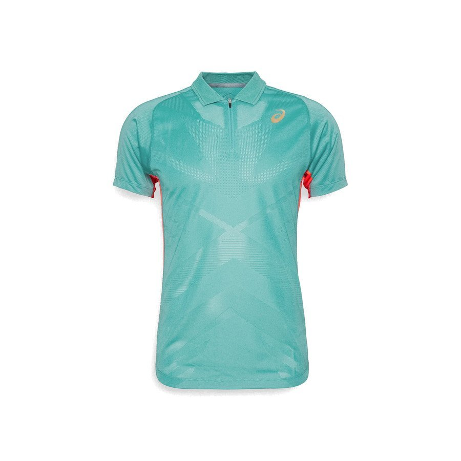 Asics M POLO Tennis Shirt