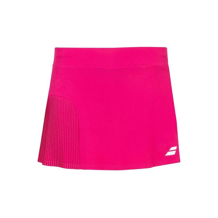 Babolat Compete Tennis Skirt (Pink)