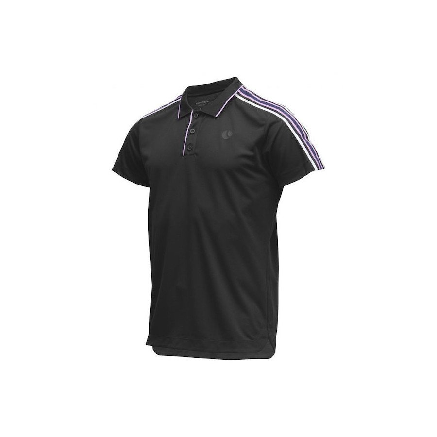 Bjorn Borg Men's Tennis Shirt – Tyler Polo Black Beauty