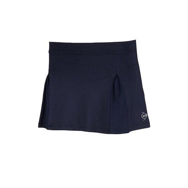Dunlop CLUB LINE Tennis Skirt (Navy)