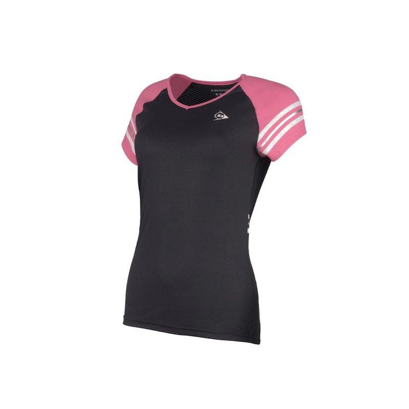 Dunlop WOMEN'S CREW TEE PERFORMANCE LINE Tennis T-Shirt