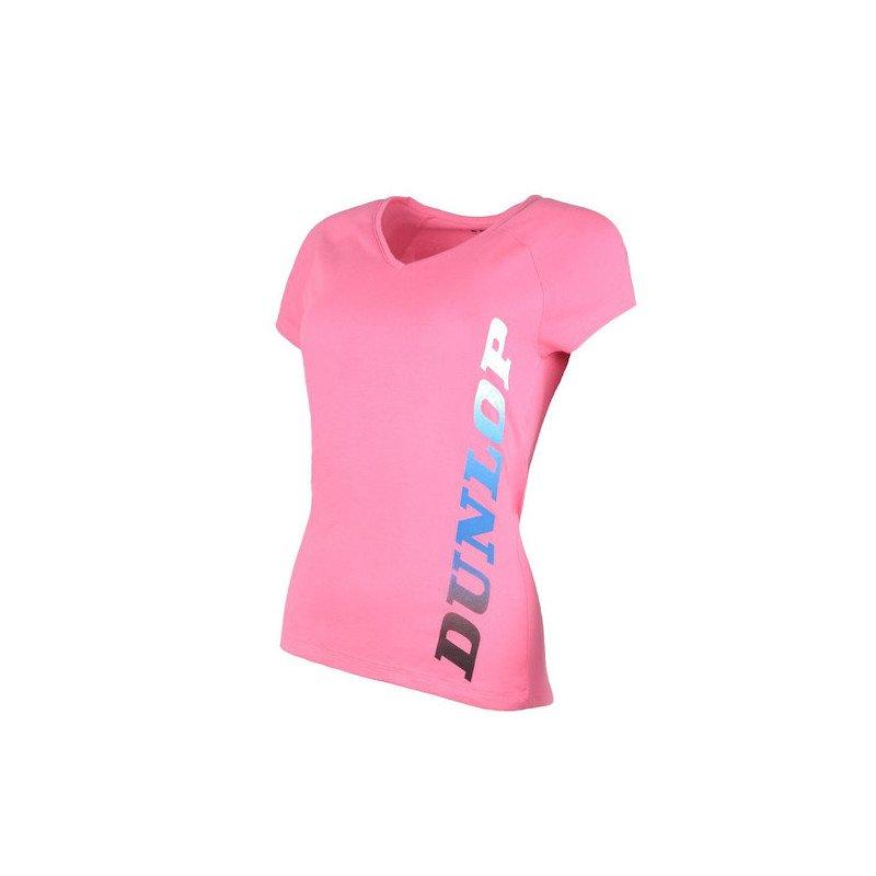Dunlop Women's Crew Essentials Line Tennis T-Shirt