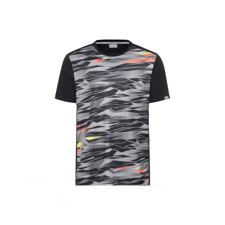 Head Slider Tennis T-Shirt (black)