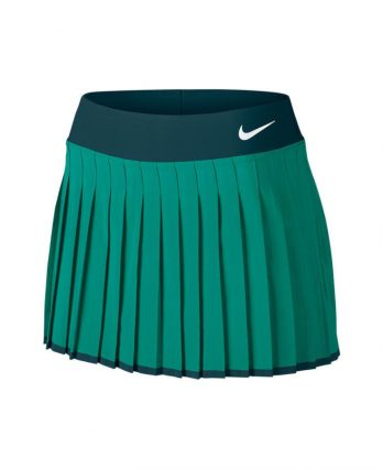 Nike Women's Court Premier Tennis Skirt (green)