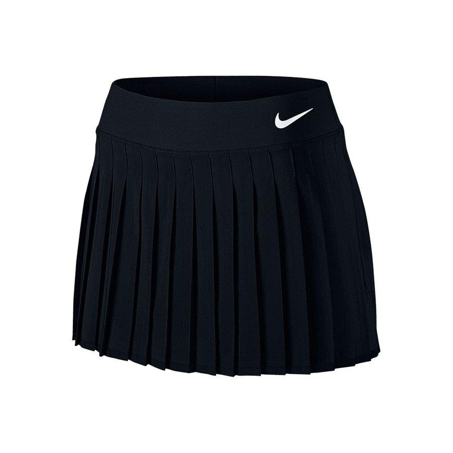 NikeCourt Victory Nike Tennis Skirt (Black)