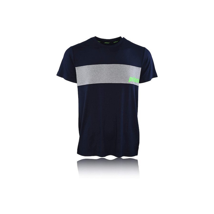 Prince Men's Tennis T-Shirt (black)