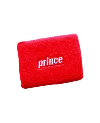 Tennis Wristband – Prince Wristband (red)