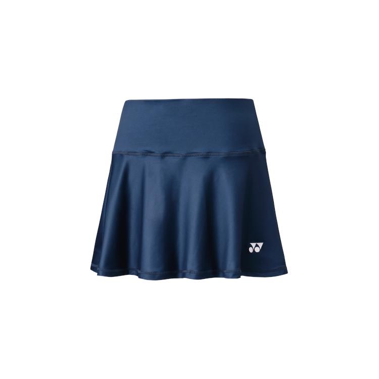Yonex Tennis Skort with Inner Shorts (indigo blue)