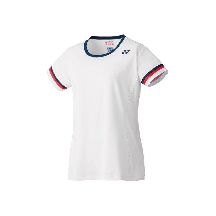 Yonex Women's Crew Neck Tennis T-Shirt (white)