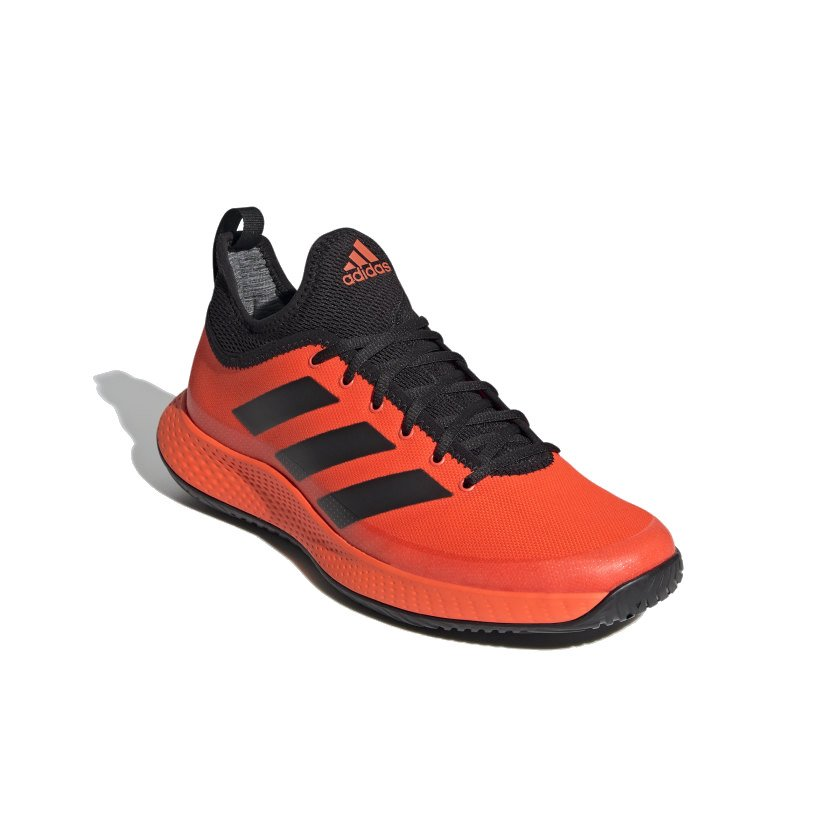Adidas Tennis Shoes (M) – Defiant Generation Multicourt (Orange)